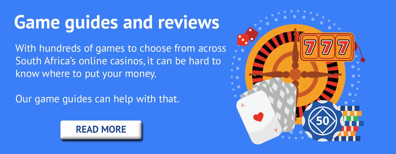 Online South Africa Casinos Reviews