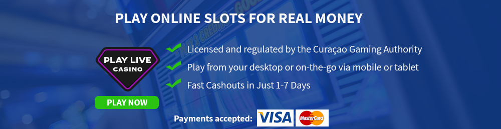 Play Live Casino for REAL MONEY
