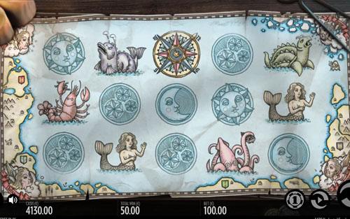 Online Casino 1429 Uncharted Seas