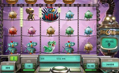 Best Online Slots EggOMatic