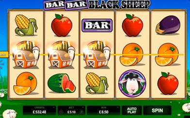 Best Online Slots Bar Bar Black Sheep