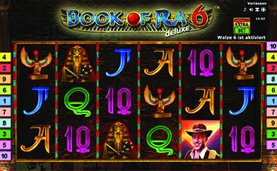 Book of Ra Deluxe 5 Reel Slots