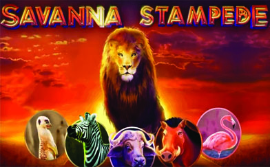 Popular Real Money Slots Savanna Stampede