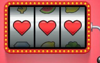 Top 5 romantic online slots games