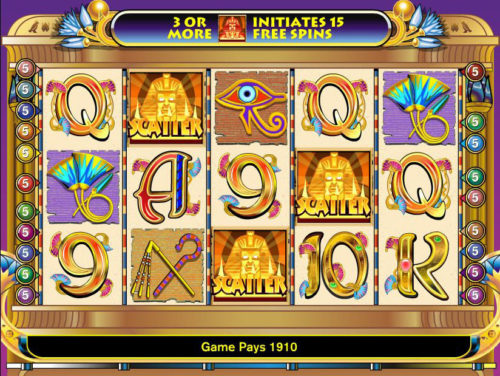 Casino free spins defined