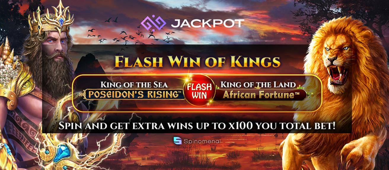 JP-Flash Win of Kings