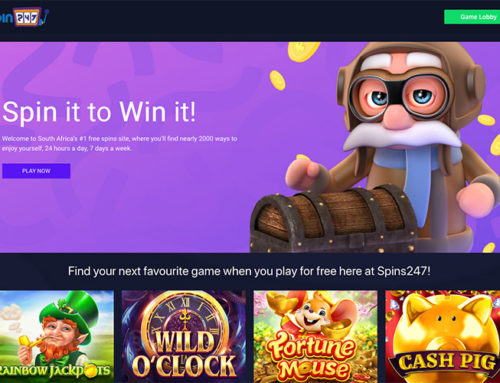 Spin247.co.za – one of the best free slots websites